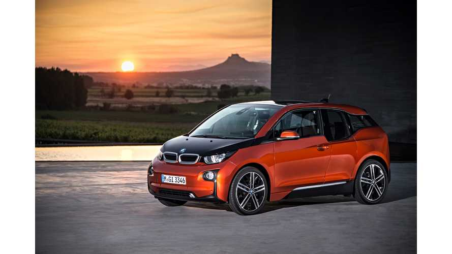 In Norway, BMW i3 Priced Similar to Nissan LEAF