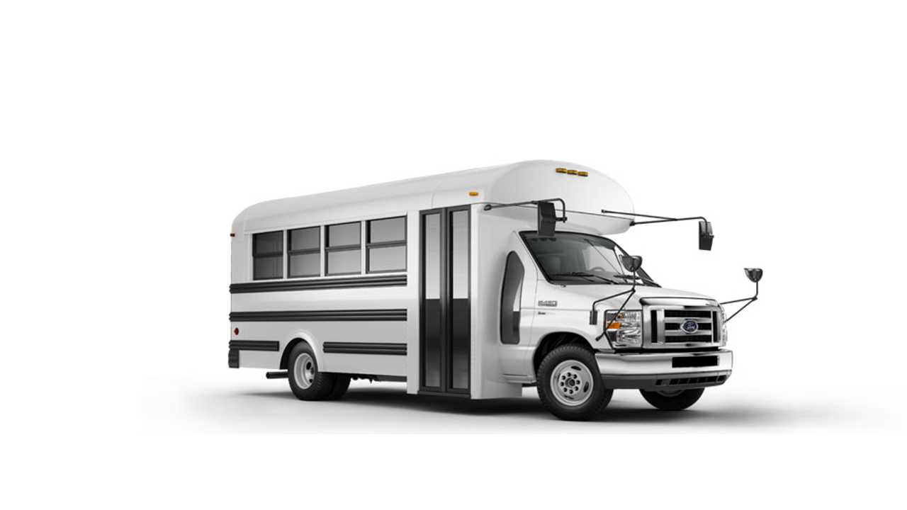 AMP Delivers First All-Electric Paratransit Bus With Wireless Charging