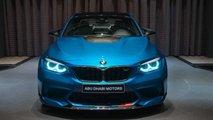 BMW M2 Competition Long Beach Blue