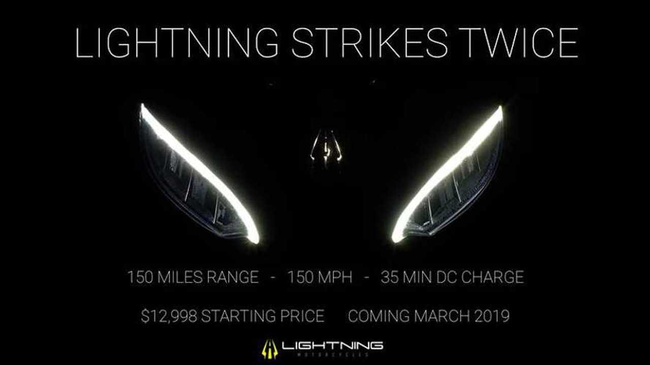 Lightning Teases The Strike