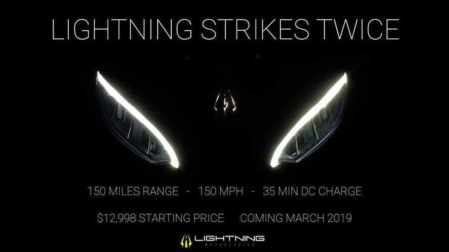 Lightning Teases New Long Range, Low Price Model