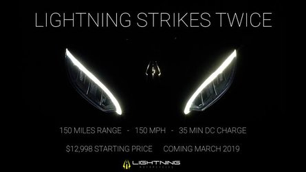 Lightning Strike Is Long-Range, $13k Electric Offensive
