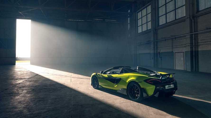 McLaren réaffirme son désintérêt concernant les SUV