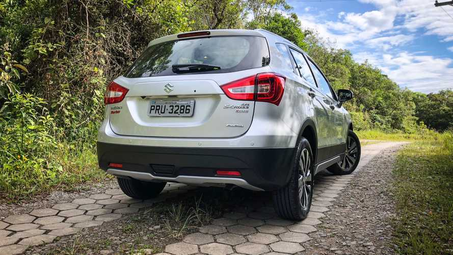 Teste: Suzuki S-Cross Turbo AllGrip 2019
