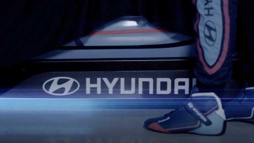 Hyundai Motorsport présentera sa voiture de course électrique à Francfort