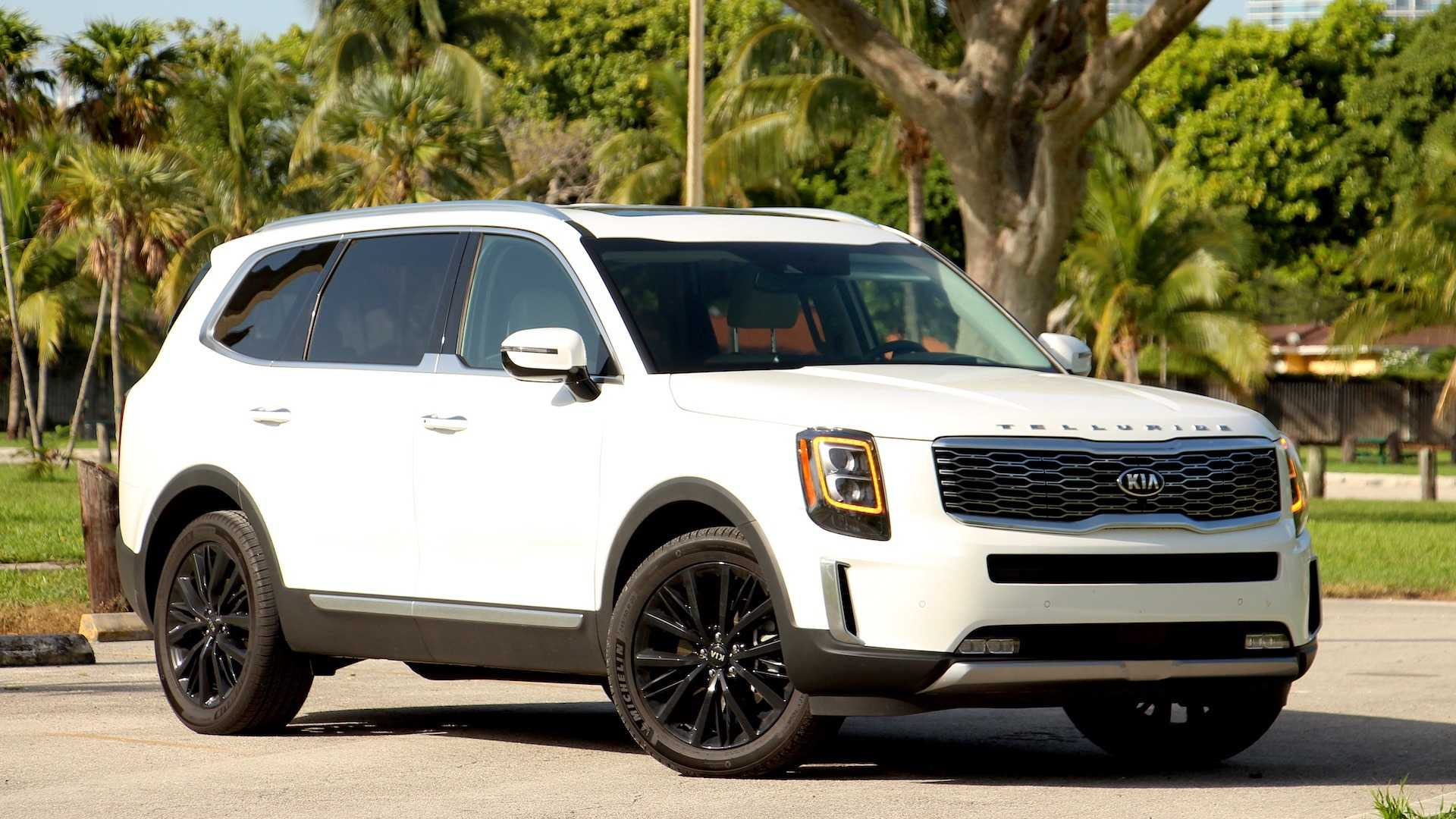 2020 Kia Telluride Sx Review Dare To Be Different