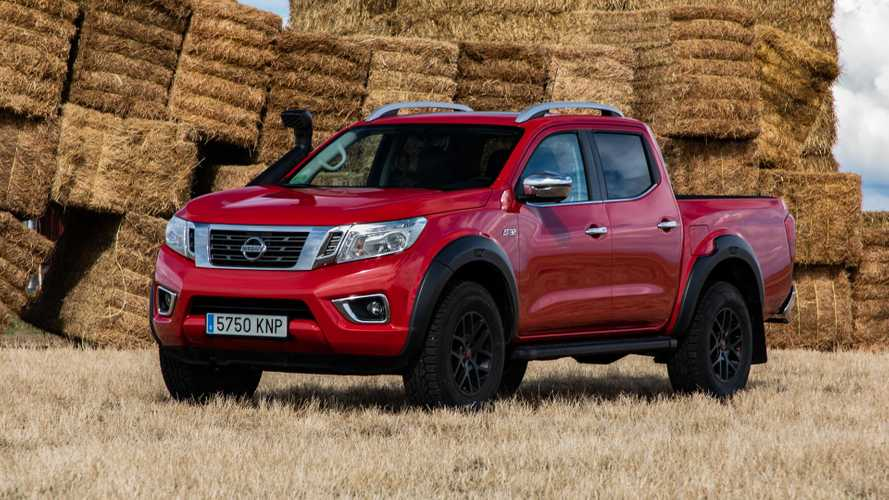 Nissan Navara Off-Roader AT32 prueba