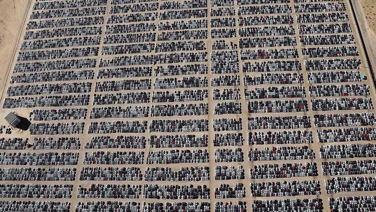 Parking Volkswagen Dieselgate