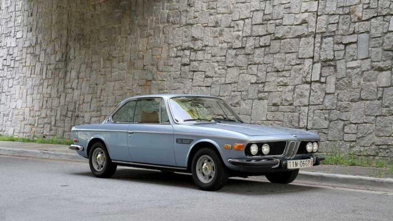 CFS: 1973 BMW 3.0 CS