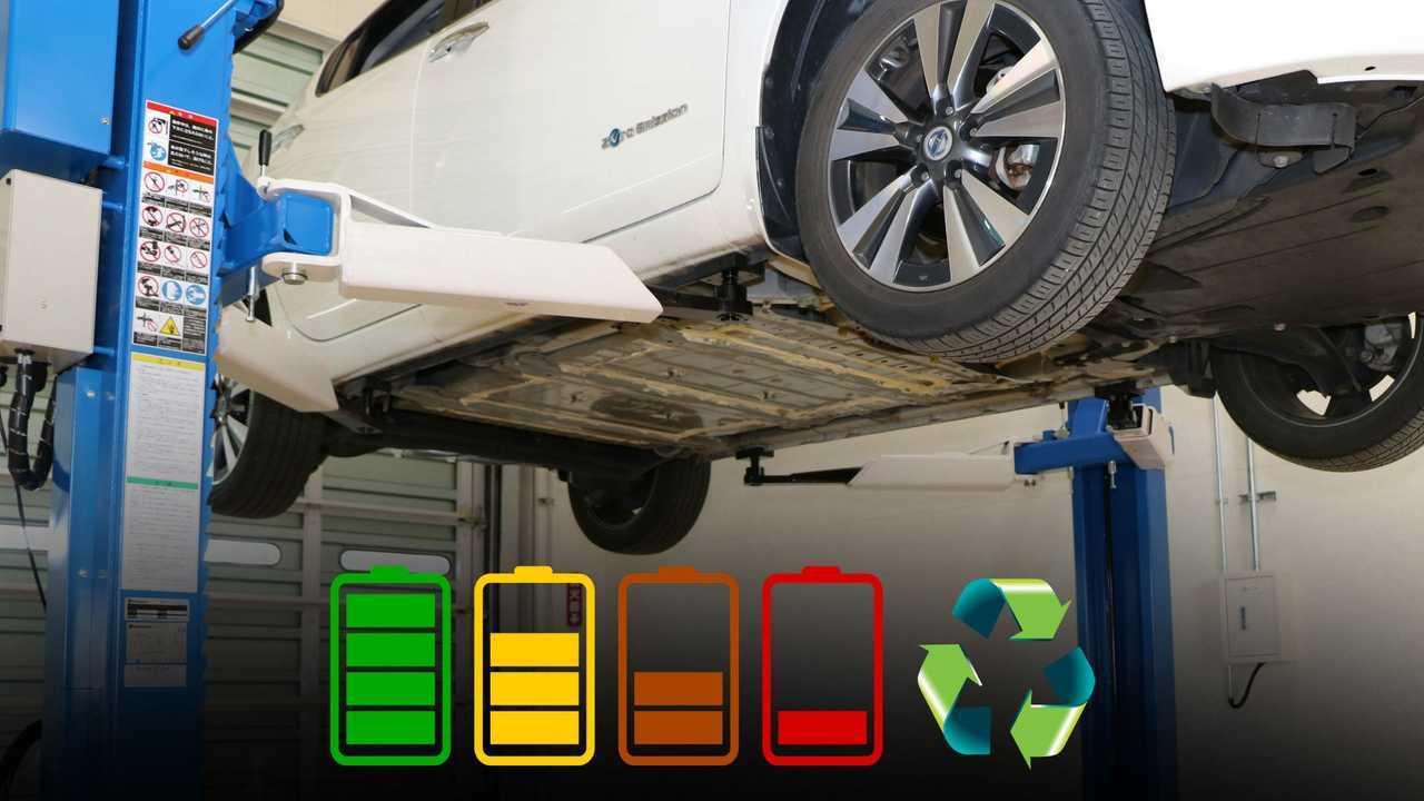 Batterie al litio, rigenerazione vs riciclaggio