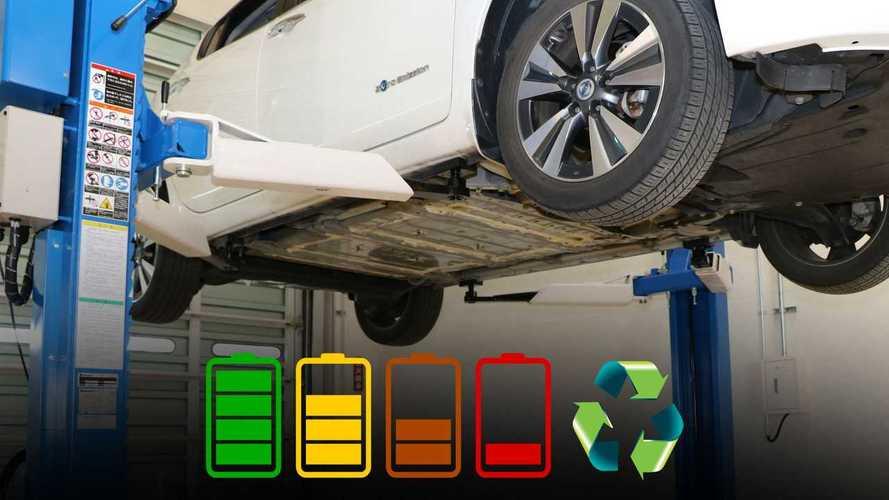 Auto elettrica e batterie al litio, rigenerazione vs riciclaggio