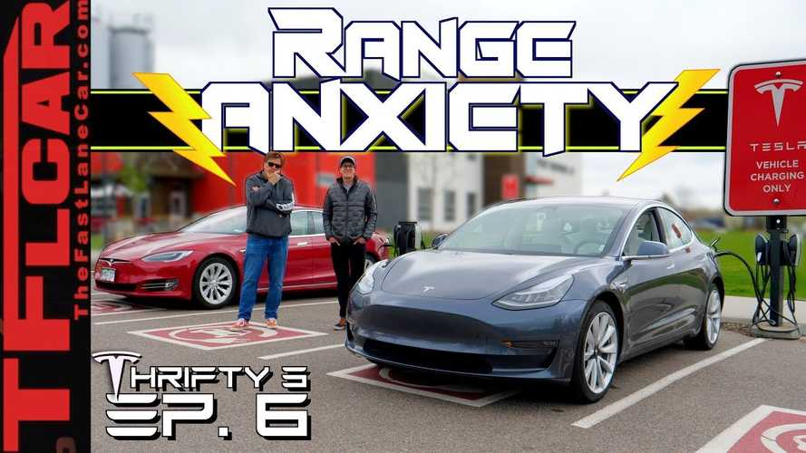 Tesla Model 3: What's It Like To Live With A Tesla & Keep It Charged?