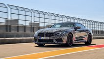 2020 BMW M8 new teasers