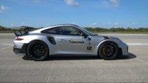 porsche 911 gt2rs top speed video