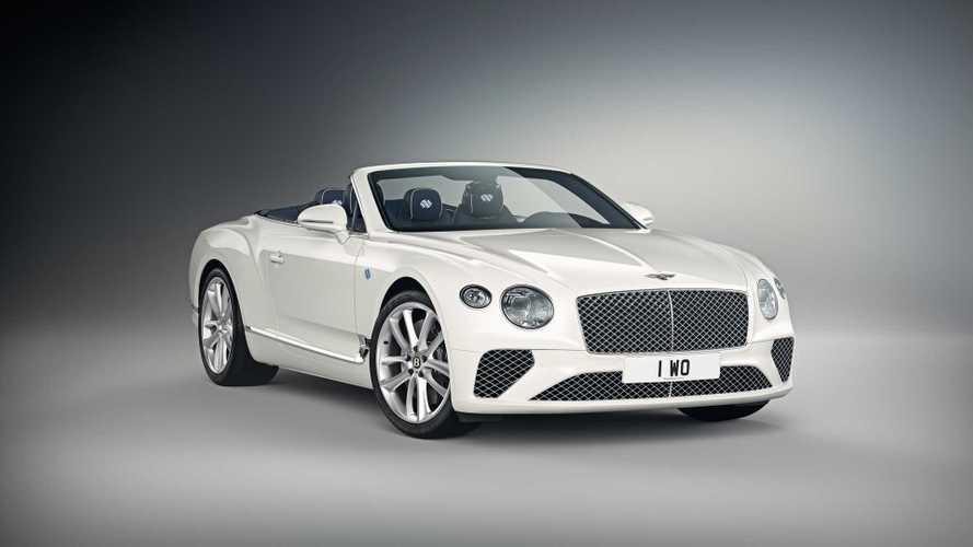 Une Bentley Continental GT aux couleurs de la Bavière