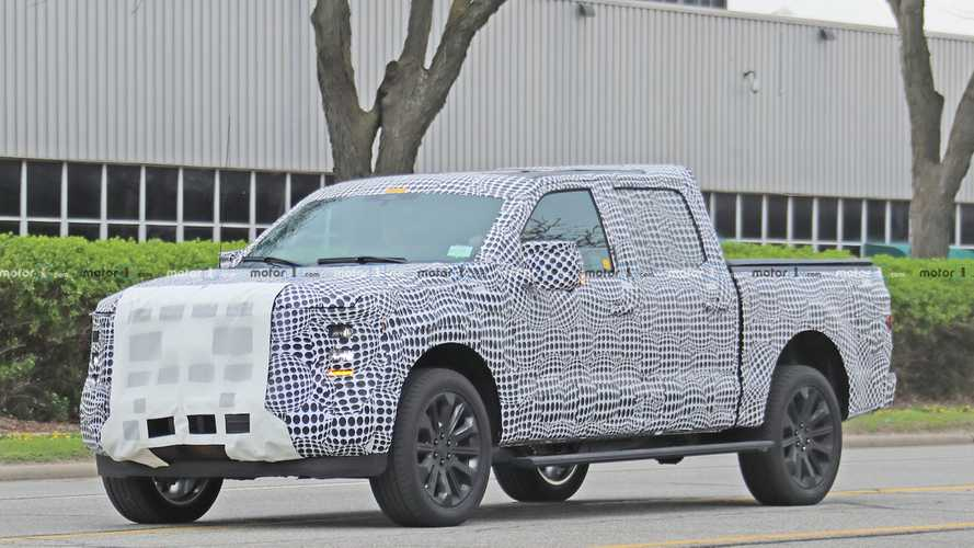 2021 Ford F-150 To Get Much Bigger Touchscreen: Report