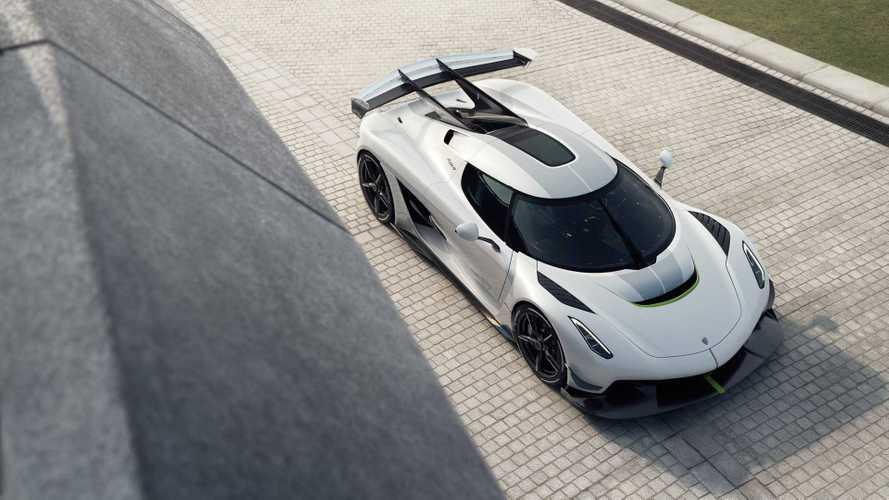 Koenigsegg pourrait engager la Jesko aux 24 Heures du Mans