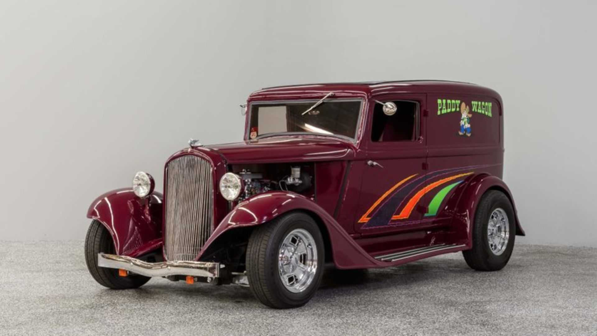 "[""1932 Plymouth Model PB Sedan Delivery Will Let You Bust Some Chops""]"