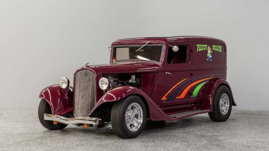 1932 Plymouth Model PB Sedan Delivery Will Let You Bust Some Chops