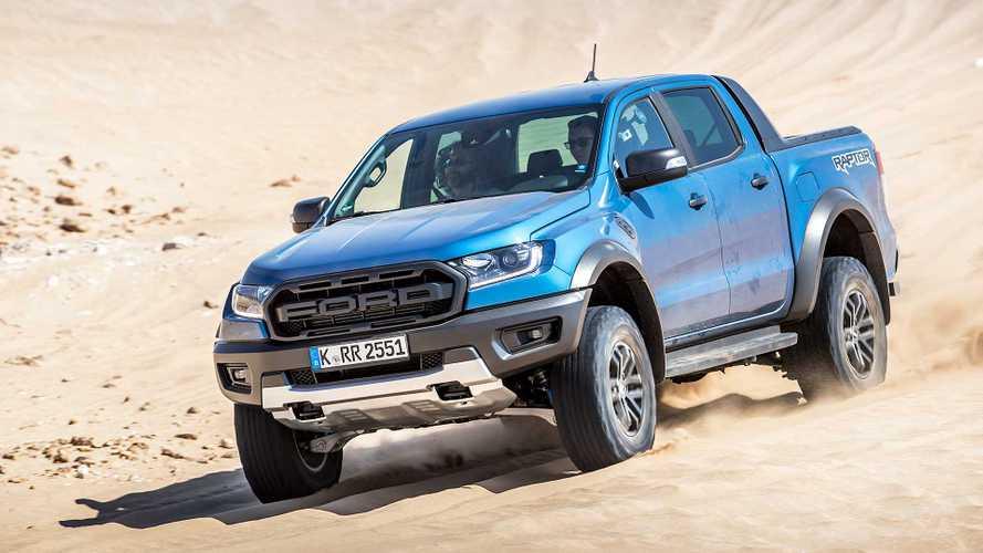 Nova Ford Ranger Raptor pode receber motor 3.0 V6 biturbo de 405 cv