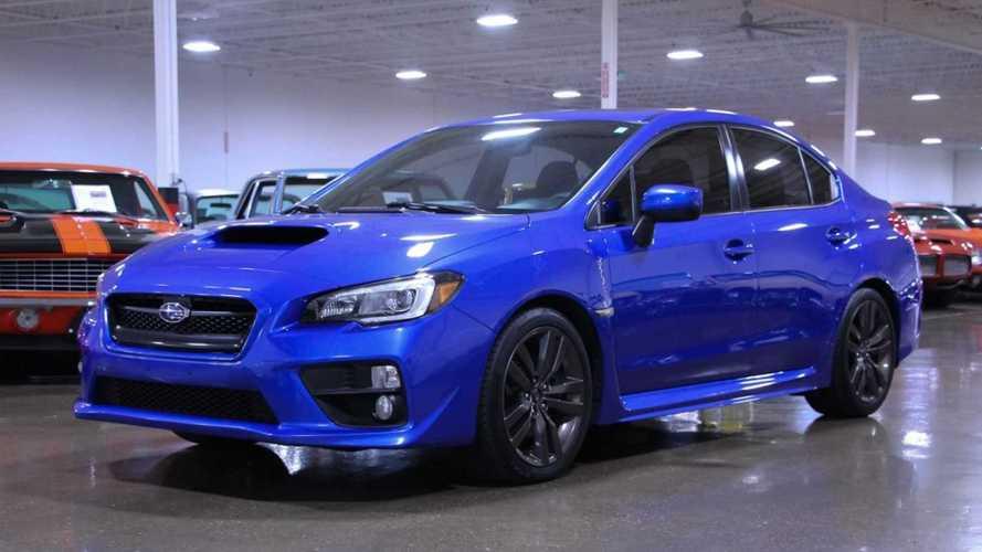 2016 Subaru WRX Limited Is A Modern JDM Master