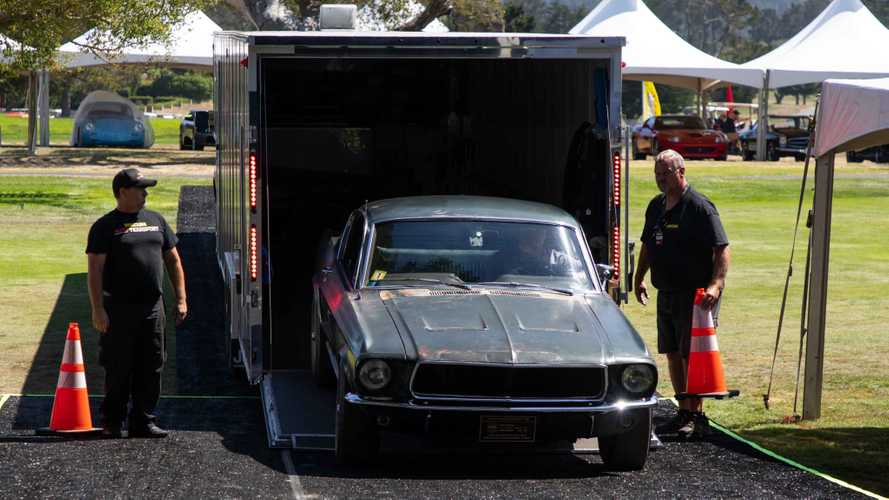 Mecum Reveals Bullitt Mustang Hero Car To Be Auctioned In 2020
