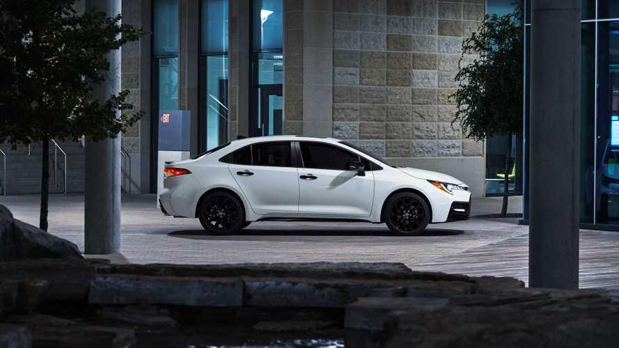 2019 Toyota Corolla Nightshade Edition