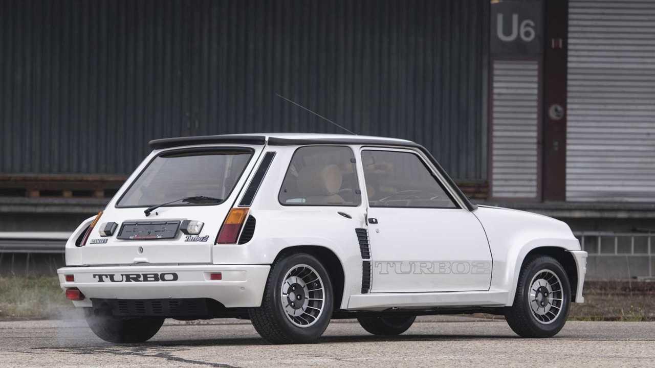 Subasta Renault 5 Turbo 2 (1984)