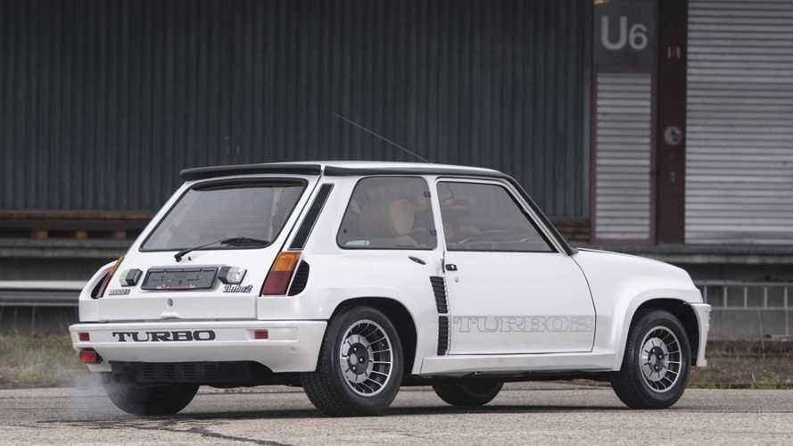 ¿Cuánto pagarías por este Renault 5 Turbo 2, de 1984?