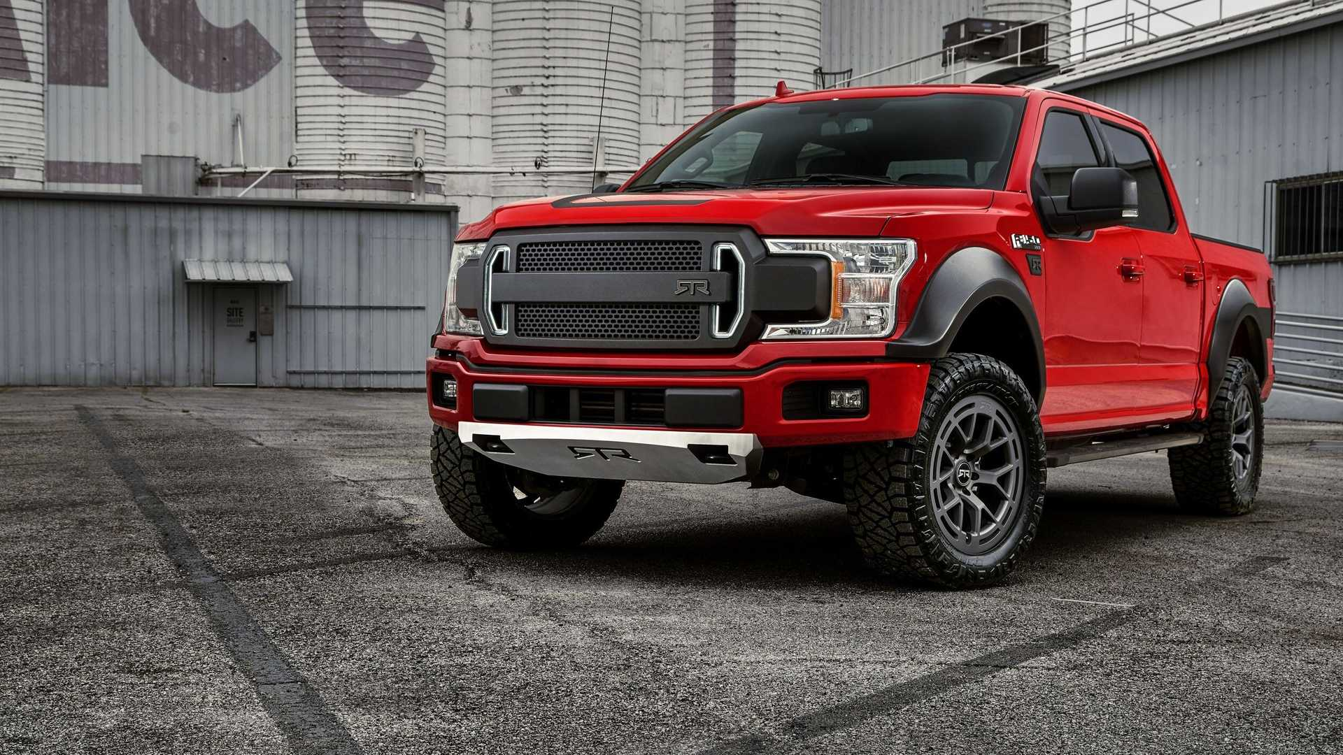 ford f 150 rtr.