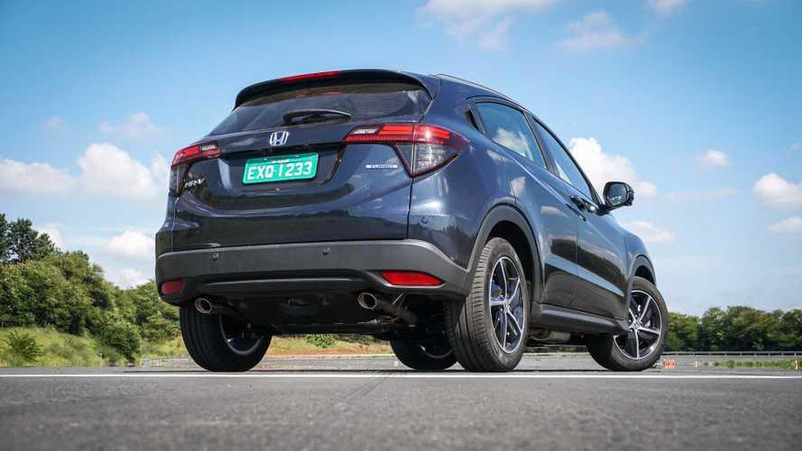 Honda mostrará novo SUV compacto abaixo do HR-V em 2021