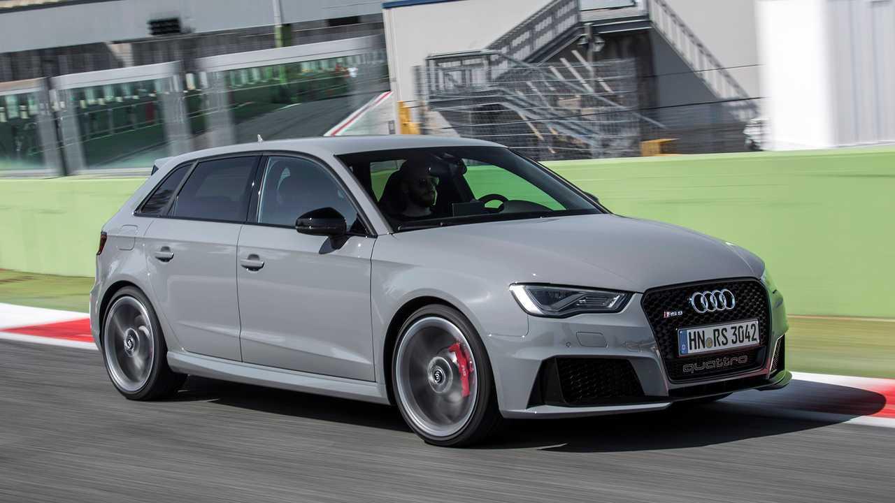 Audi RS 3 Sportback (2014)