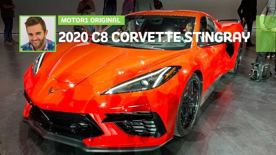 Got Time? See The 2020 Chevy Corvette C8 In 24 Videos