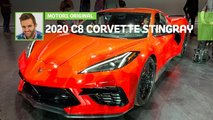 2020 chevy corvette c8 videos