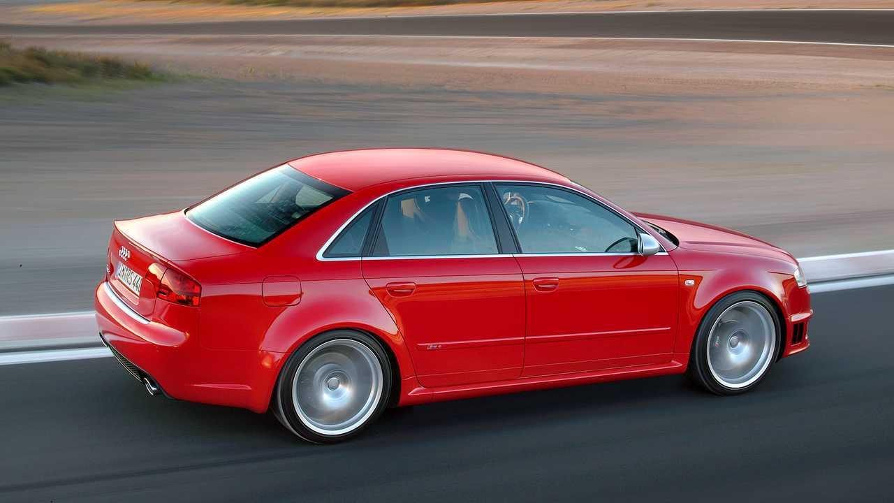 Audi RS 4 Berline (2005)