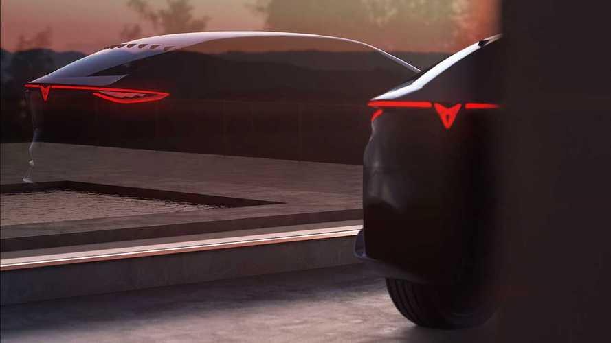 Загадочная новинка Cupra оказалась конкурентом Tesla Model Y