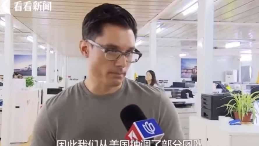 Media Interviews Inside Tesla Gigafactory 3 Offices For First Time