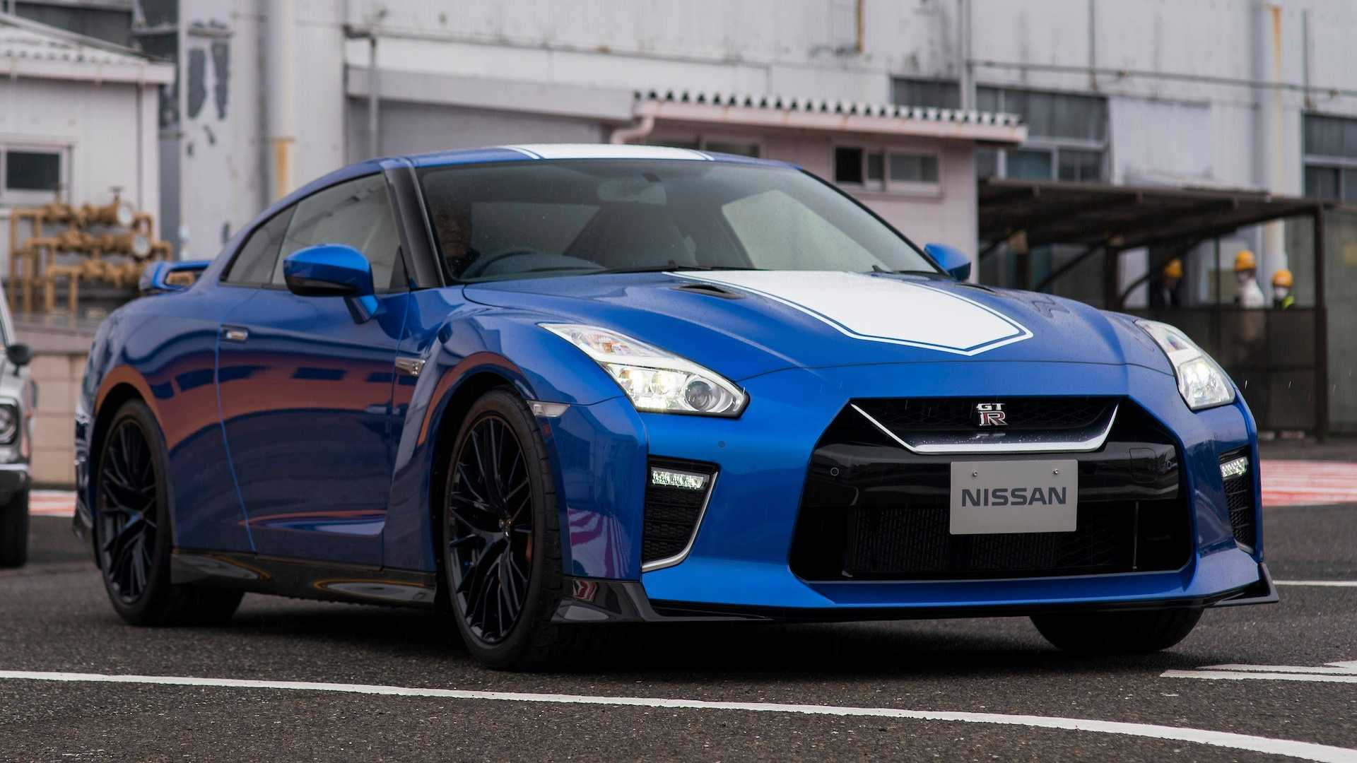 Nissan Says We Should 'Expect Something Soon' Regarding GT-R, 370Z
