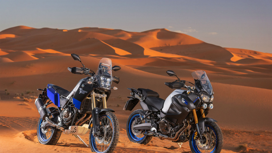 The New 2021 Yamaha Ténéré 700 Will Go For Less Than $10,000