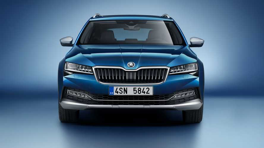 2019 Skoda Superb Scout