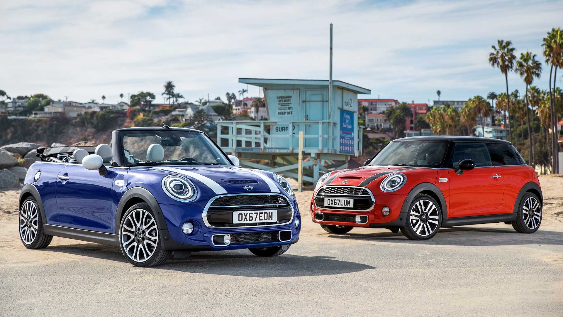Mini Cooper Colors >> 2020 Mini Lineup Revealed In U S Confirms Delay Of Manual Gearbox