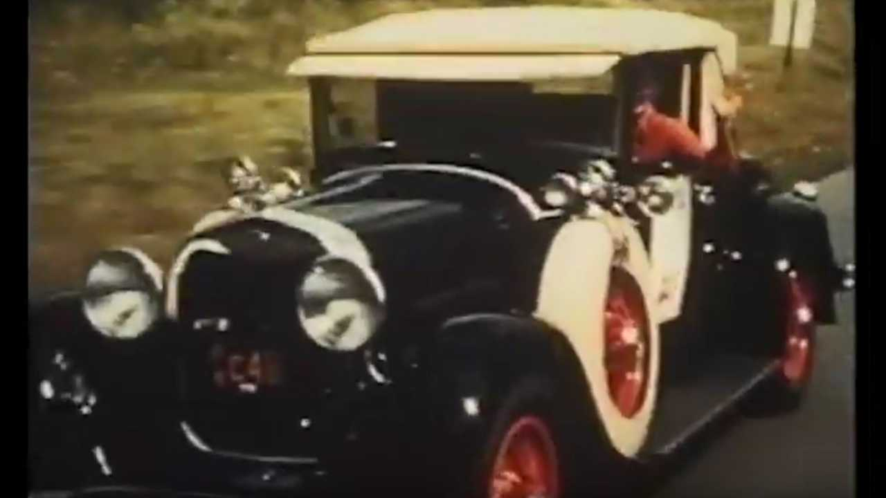 Video: Watch The Classic Car Club of American 1957 Milwaukee CARavan