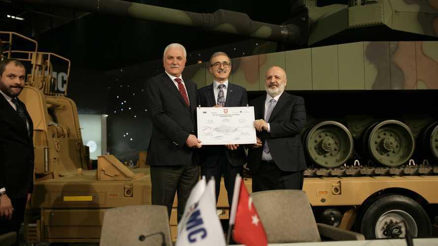 BMC'den Savunma Sanayii için stratejik işbirliği