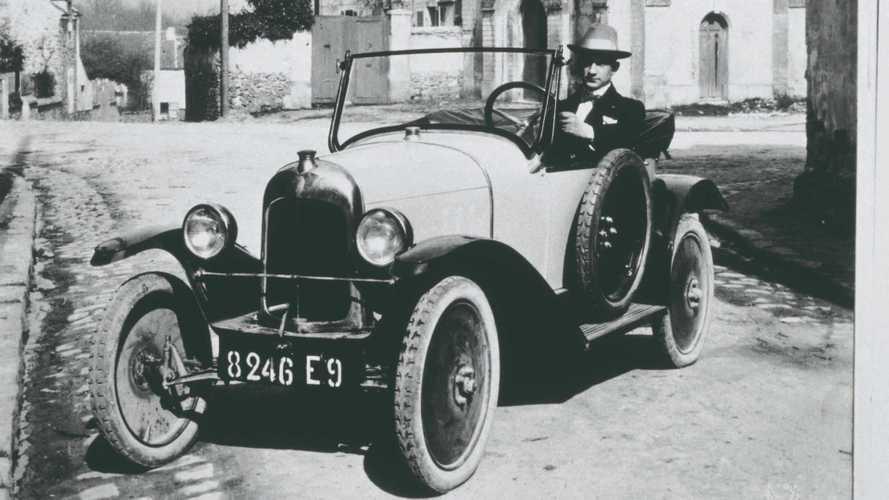 100 Jahre Citroën: Der 5 HP demokratisierte das Auto