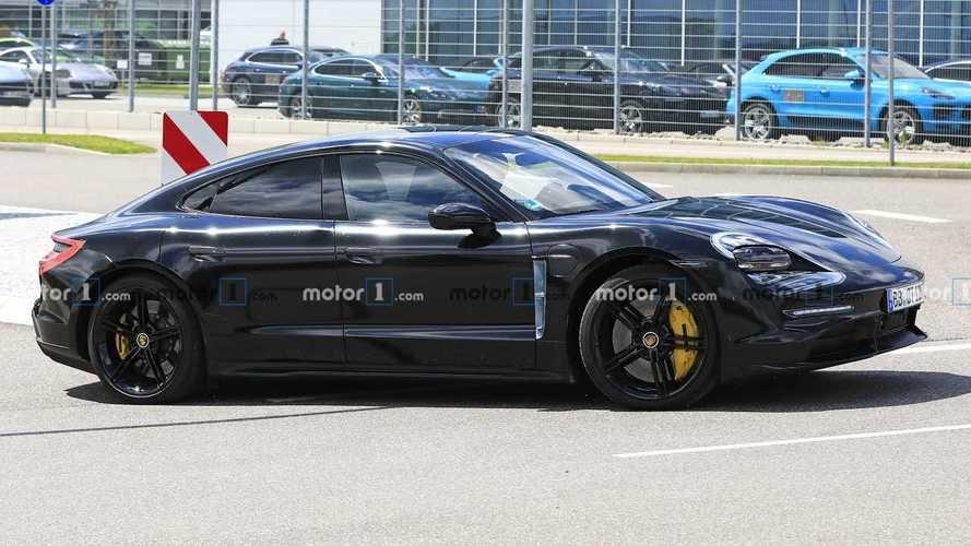 La Porsche Taycan sera présentée le 4 septembre
