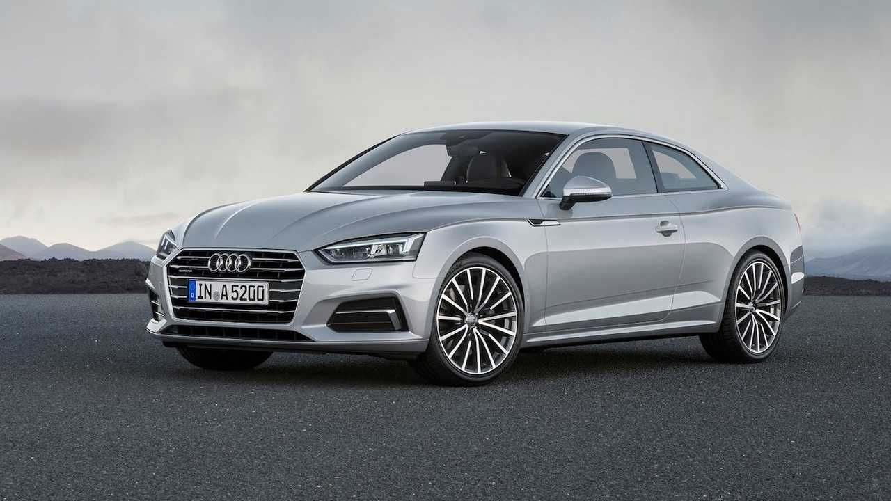 6. Coupés: Audi A5 Coupé 40 TDI S tronic