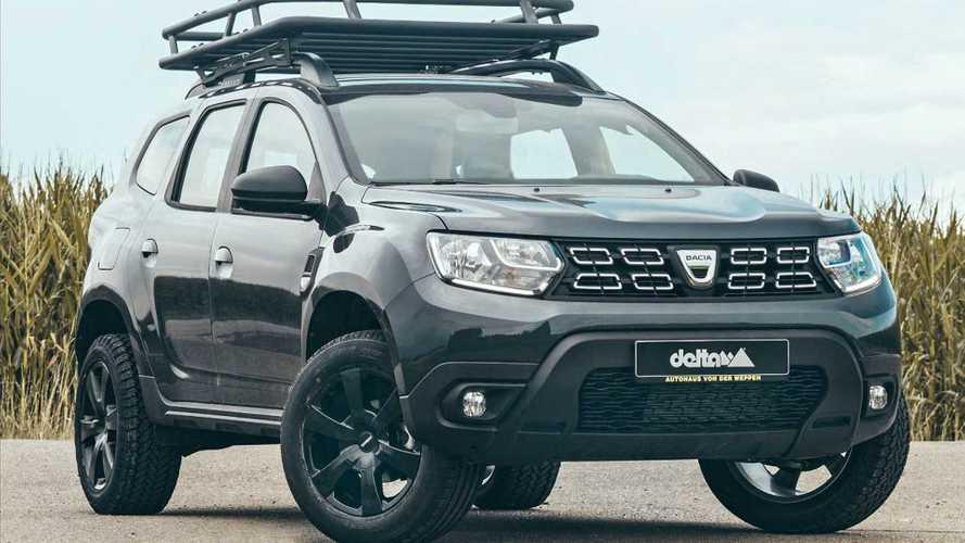 Dacia Duster Delta 4x4, de todocamino a todoterreno