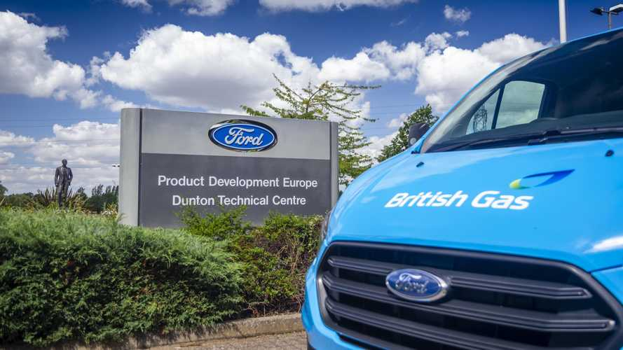Ford selects charging service provider for UK and Ireland