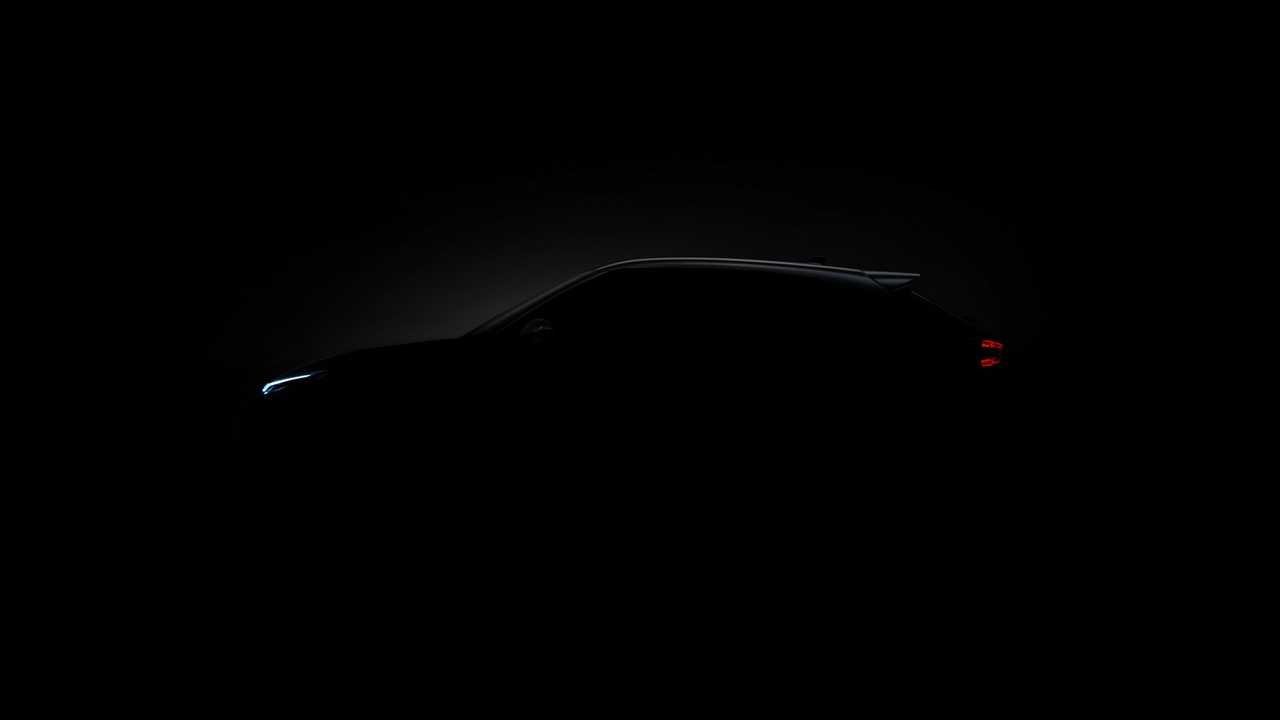 Nissan Juke teaser lateral