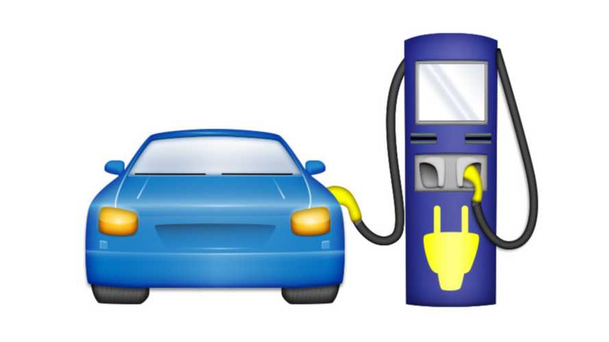 Electrify America Wants To Have An EV Charger Emoji
